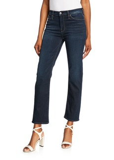 Hudson Jeans Nico Mid-Rise Cigarette Jeans