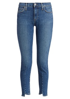 Hudson Jeans Nico Mid-Rise Skinny-Fit Jeans