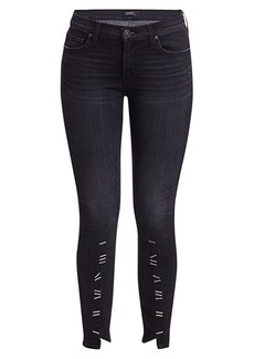 Hudson Jeans Nico Mid-Rise Skinny Jeans