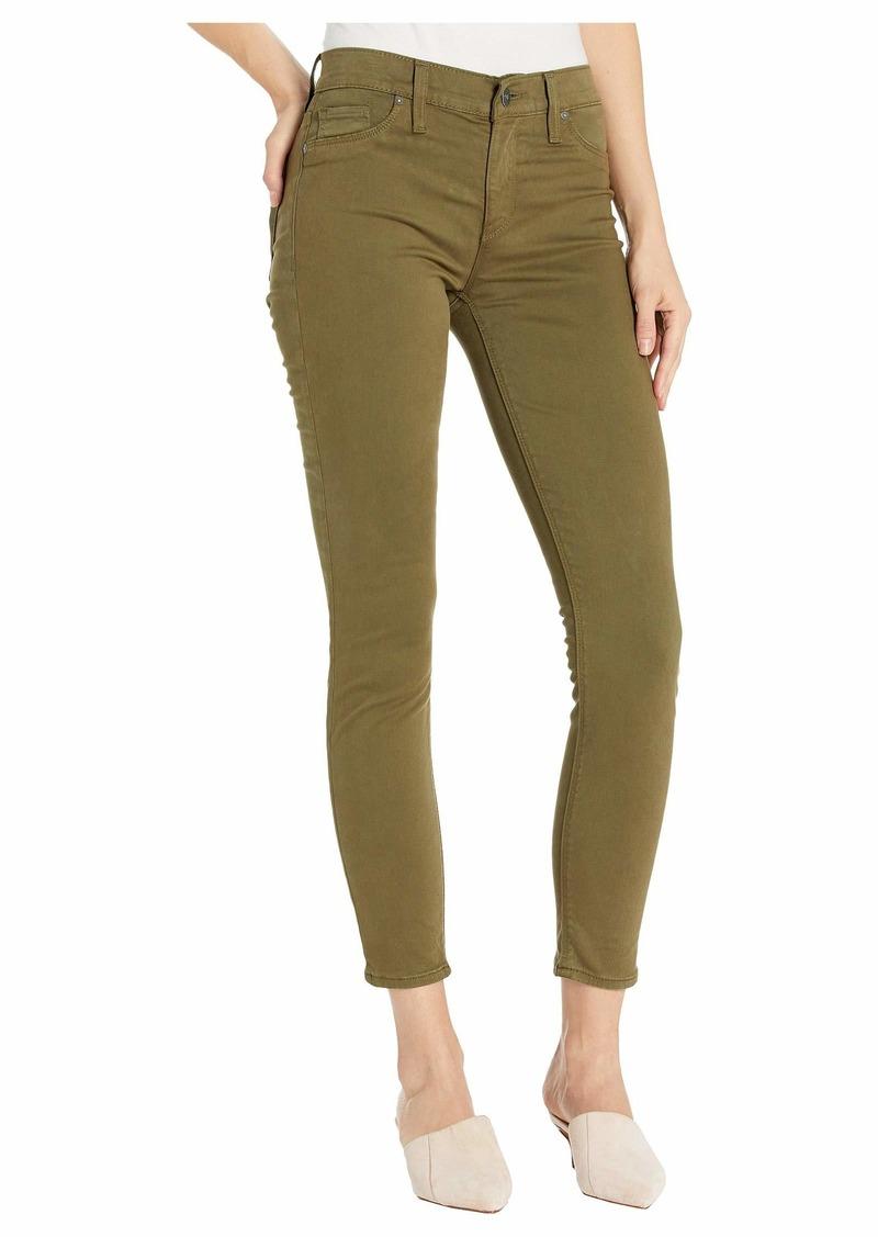 Hudson Jeans Nico Mid-Rise Super Skinny Ankle in Troop