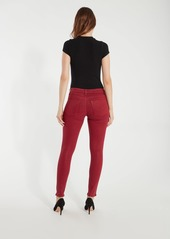 Hudson Jeans Nico Mid Rise Super Skinny Ankle Jeans