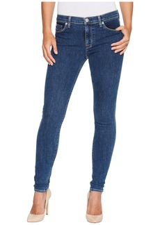 Hudson Jeans Nico Mid-Rise Super Skinny in One Way
