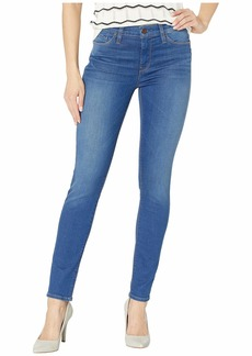 Hudson Jeans Nico Mid-Rise Super Skinny Jean in Truth Or Dare