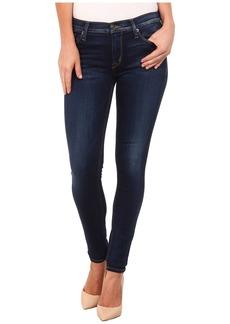 Hudson Jeans Nico Mid Rise Super Skinny Jeans in Revelation