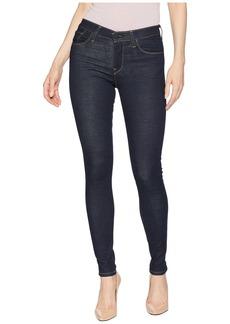 Hudson Jeans Nico Mid-Rise Super Skinny Jeans in Sunset Blvd