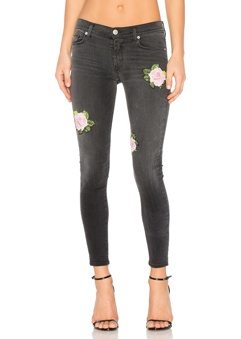 Hudson Jeans Nico Midrise Ankle Skinny