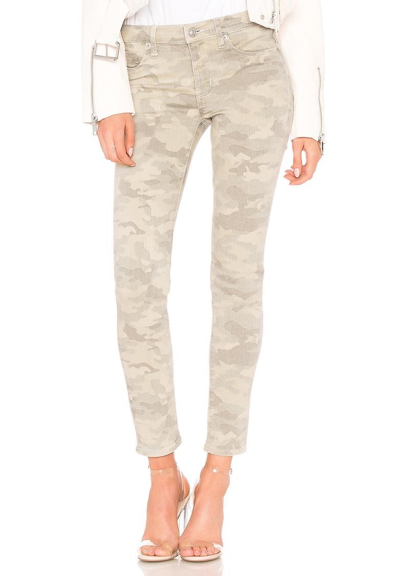 Hudson Jeans Nico Army Camo
