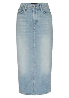 Hudson Jeans Paloma Denim Pencil Skirt