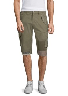 Hudson Jeans Patch Cargo Shorts
