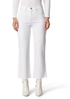 Hudson Jeans Remi High Rise Straight Crop Jeans