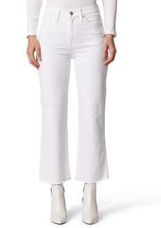Hudson Jeans Remi High Rise Straight Cropped Jeans