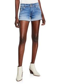 Hudson Jeans Ruby Cuffed Denim Shorts