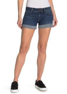 Hudson Jeans Ruby Rolled Hem Denim Shorts