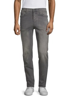 Hudson Jeans Sartor Lang Relaxed Skinny Jeans