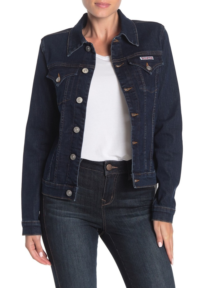 Hudson Jeans Signature Denim Jacket