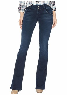 Hudson Jeans Signature Mid-Rise Bootcut in Down N Out