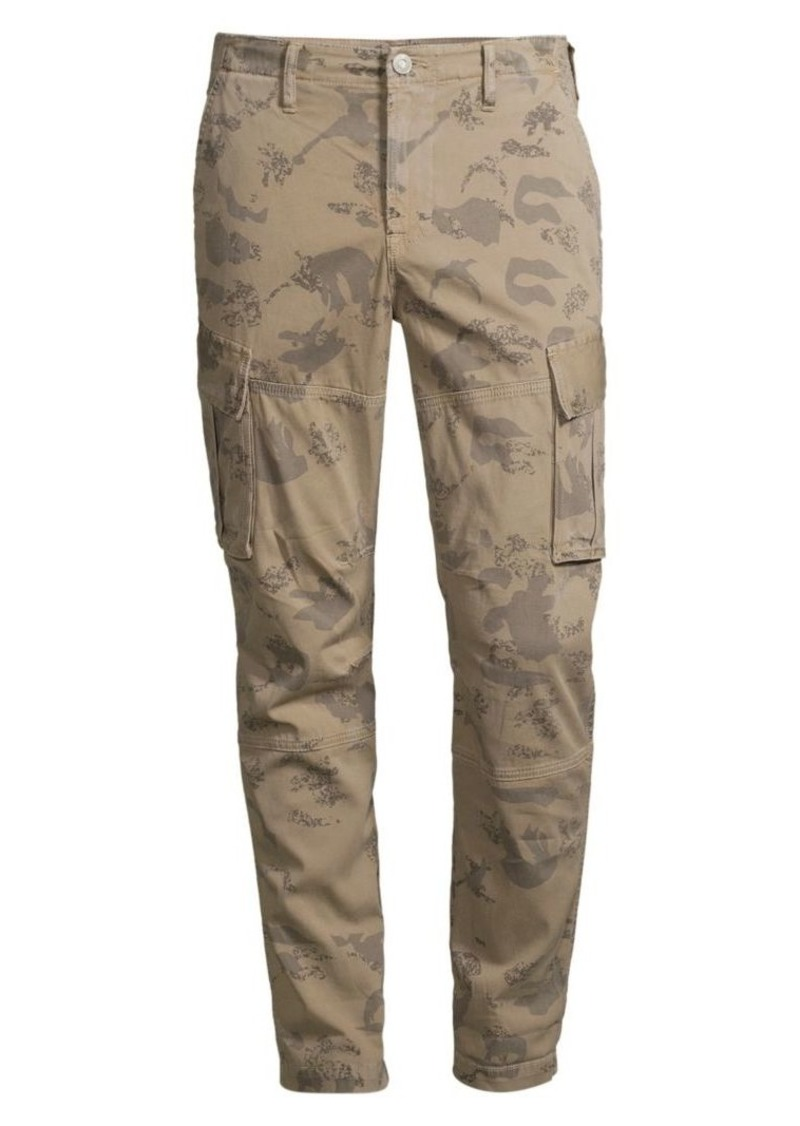 Hudson Jeans Skinny Camo Cargo Pants