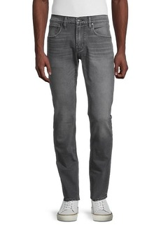 Hudson Jeans Slim-Fit Straight-Leg Jeans