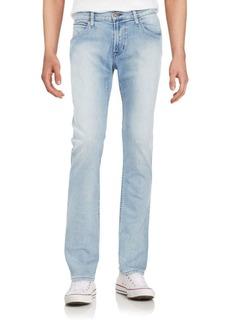 Hudson Jeans Slim Straight-Leg Jeans