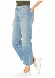 Hudson Jeans Sloane Extreme Baggy Crop in Outpace