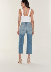 Hudson Jeans Sloane Extreme Baggy Crop Jeans