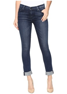 Hudson Jeans Tally Cropped Skinny in Moonshine