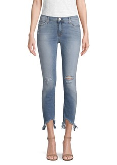 Tally Skinny Crop Jeans