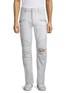 Hudson Jeans The Blinder Biker Slim-Fit Jeans