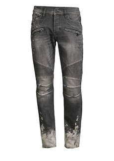 Hudson Jeans The Blinder Spray Biker Jeans