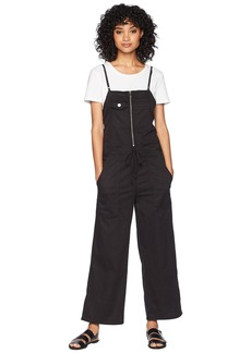 Hudson Jeans The Leverage Jumpsuit in Black