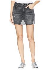 Hudson Jeans The Viper Mini Skirt in Old School