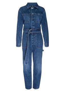 Hudson Jeans Utility Denim Jumpsuit