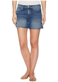 Hudson Jeans Valeri Cut Off Jean Shorts in Take Flight