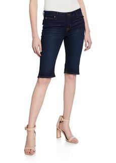 Hudson Jeans Viceroy Denim Knee Shorts