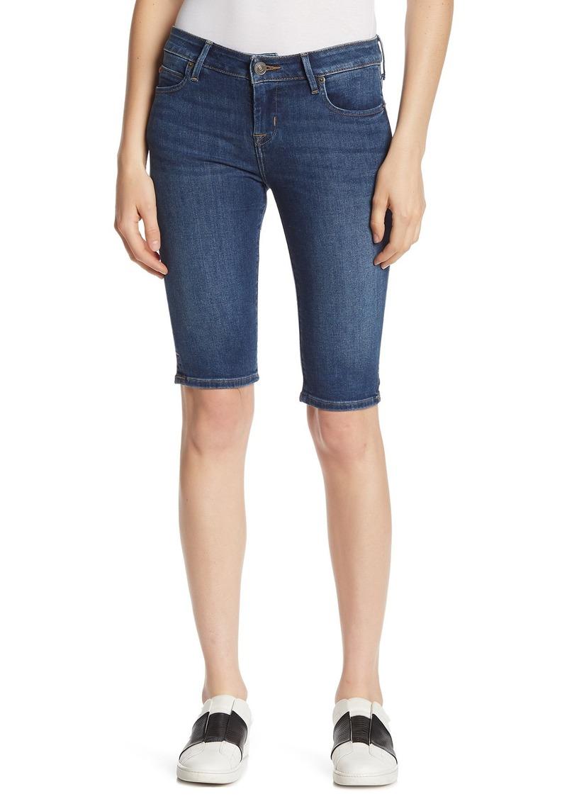 Hudson Jeans Viceroy Knee Shorts