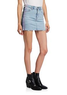Hudson Jeans Viper Mini Skirt