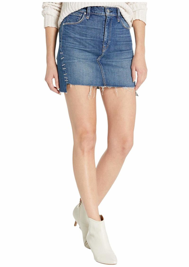 Hudson Jeans Viper Skirt in Remain