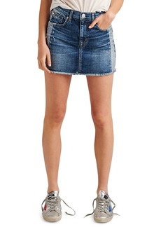 0dbf9b040 Hudson Jeans Hudson Viper Denim Mini Skirt in Rip Love Now $146.25