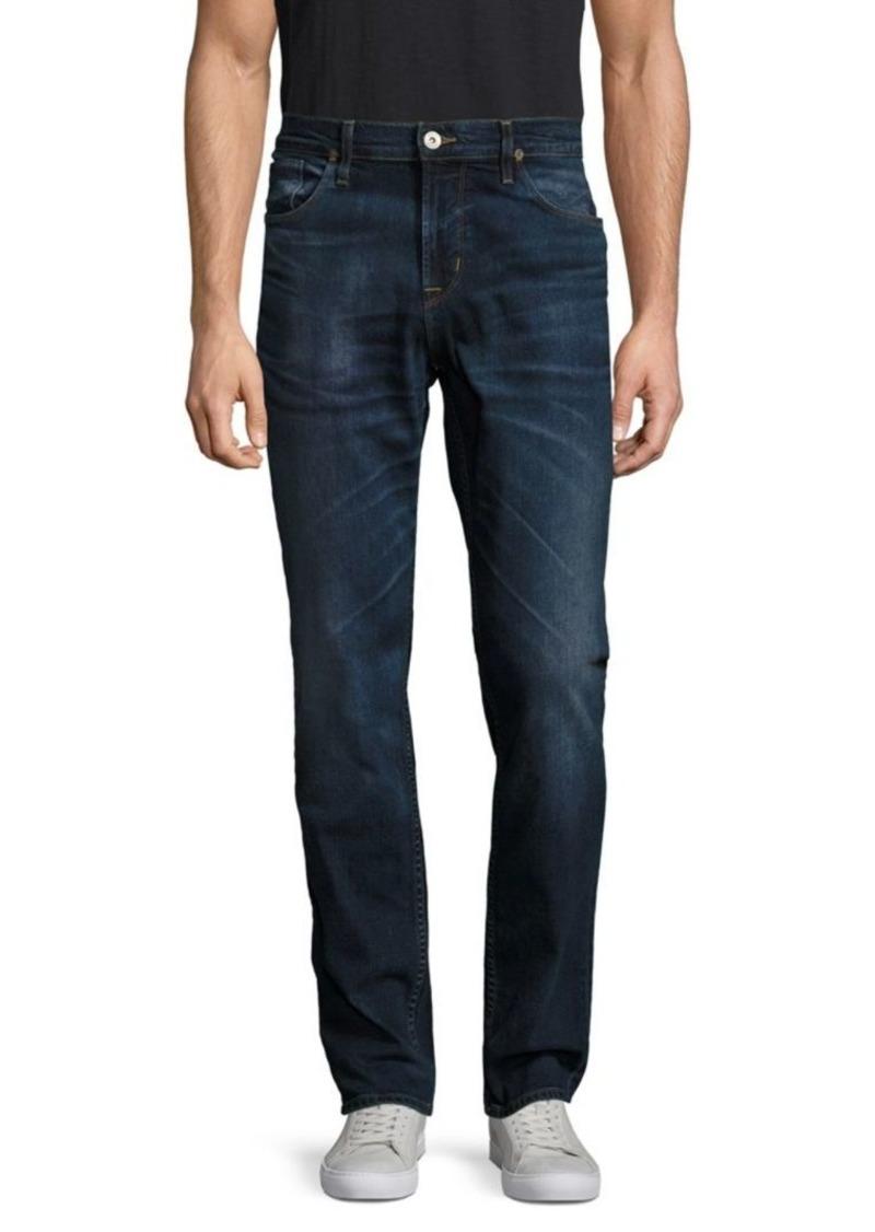 Hudson Jeans Whiskered Denim Pants