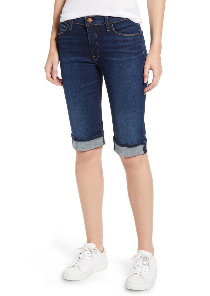 Women's Hudson Jeans Amelia Cuff Bermuda Shorts