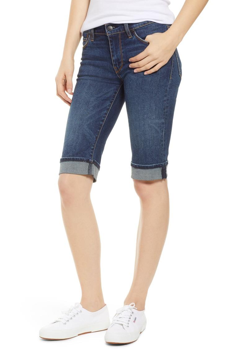Women's Hudson Jeans Amelia Rolled Knee Shorts
