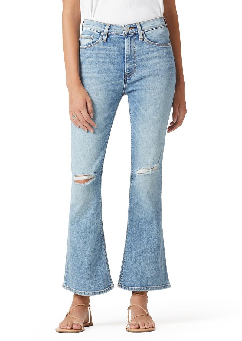 Women's Hudson Jeans Barbara High Waist Crop Bootcut Jeans