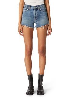 Women's Hudson Jeans Cara High Waist Cutoff Denim Shorts