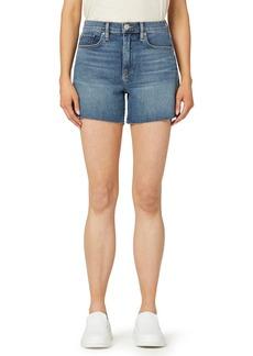 Women's Hudson Jeans Devon High Waist Denim Biker Shorts