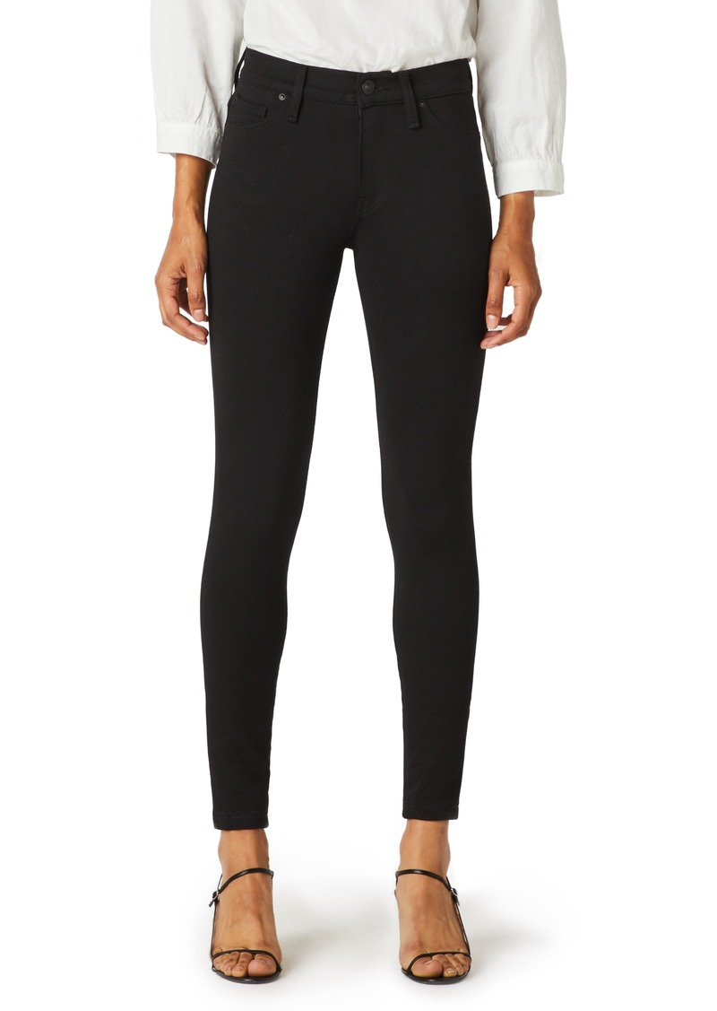 Women's Hudson Jeans Nico Mid Rise Ankle Super Skinny Jeans