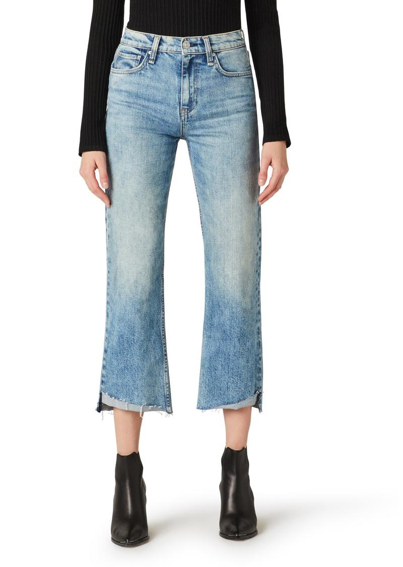 Women's Hudson Jeans Remi High Waist Crop Straight Leg Jeans
