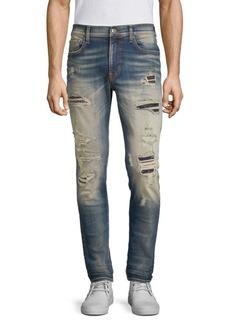 Hudson Jeans Zack Duster Skinny Jeans