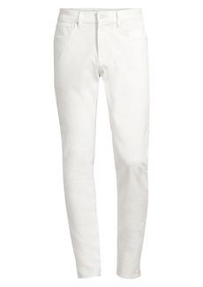 Hudson Jeans Zack Mid-Rise Skinny Jeans