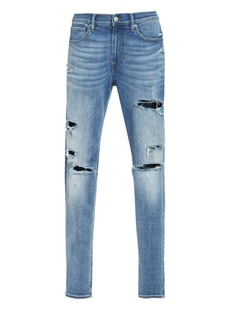 Hudson Jeans Zack Rosewell Skinny Jeans