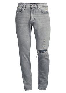 Hudson Jeans Zack Super Skinny Distressed Jeans